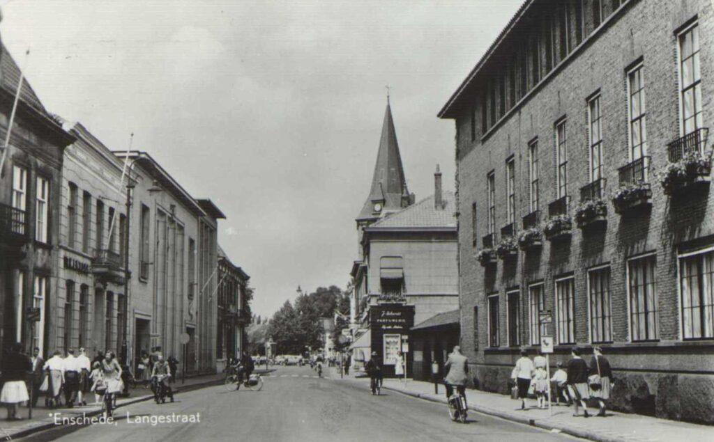 langestraat 1956