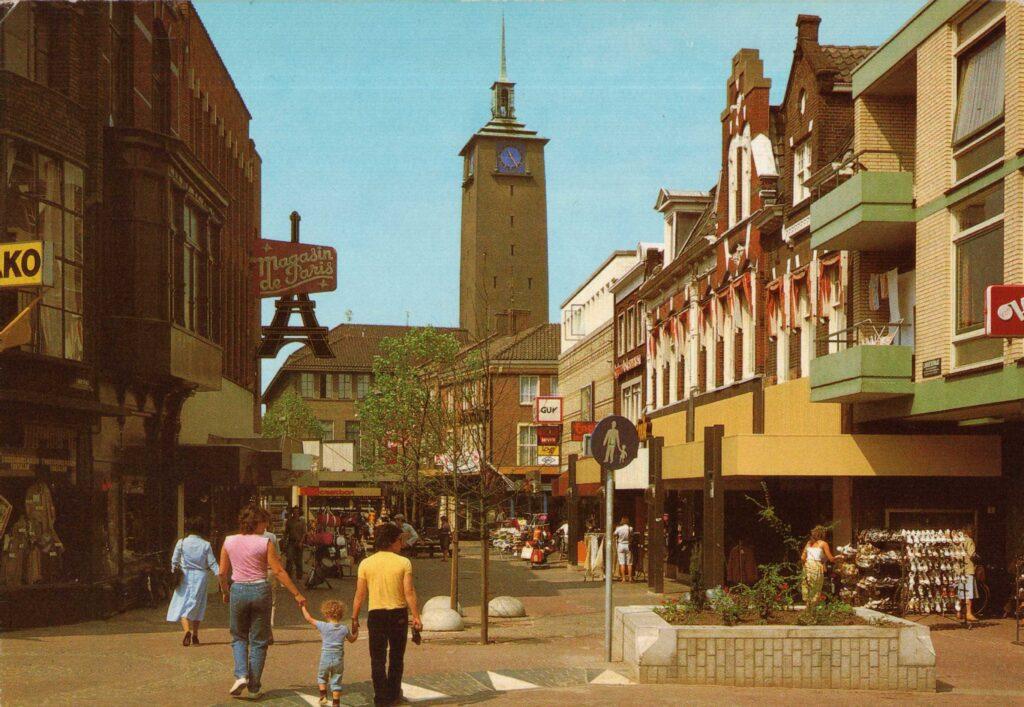 langestraat 1982