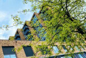 appartementen boven winkelcentrum op de brouwerij (1)