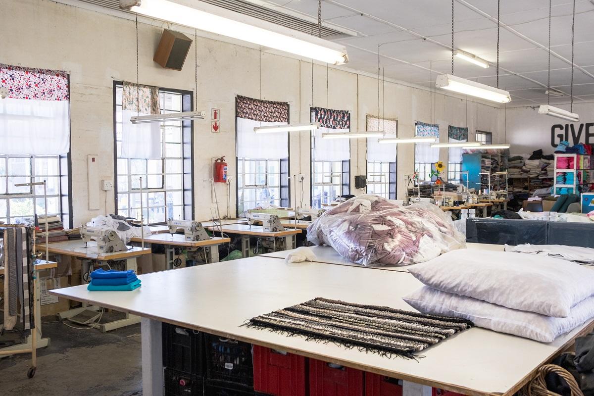 fabriek zuid-afrika