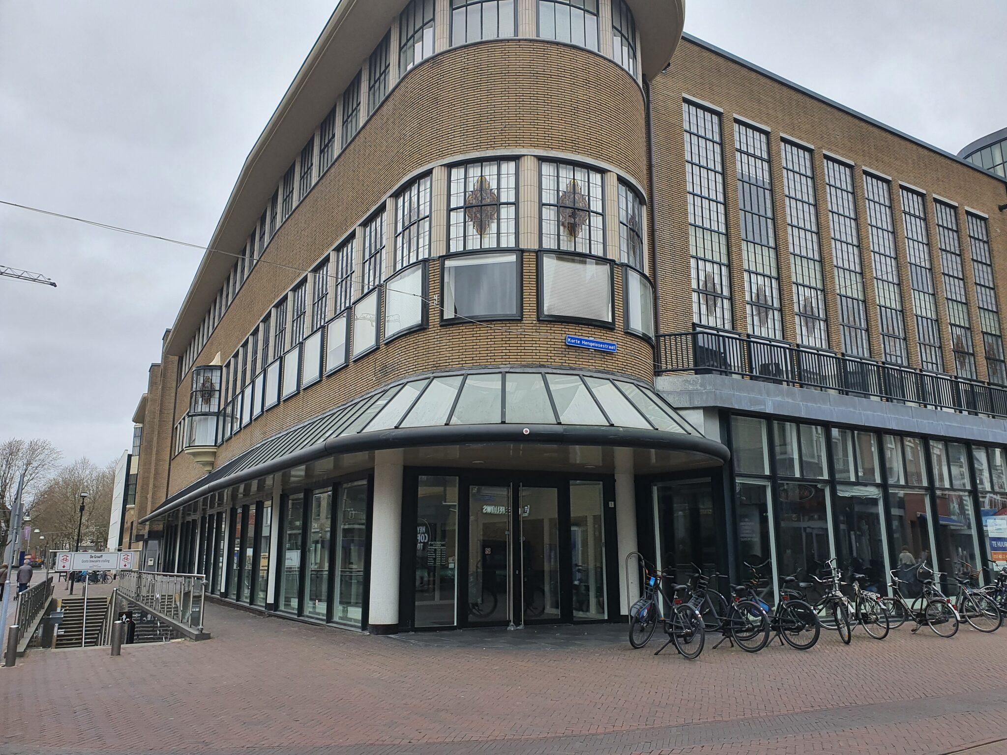 v&d Enschede vroeger