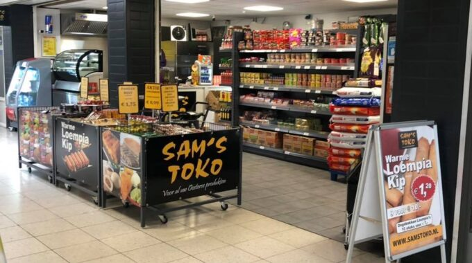 Toko Enschede