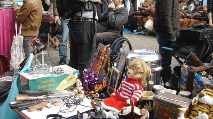 rommelmarkt kleedjesmarkt