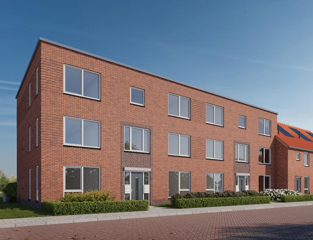Nieuw Fenne_ Wicher Nijkampstraat