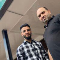 Jousef en Mudar_ M&J Supermarkt