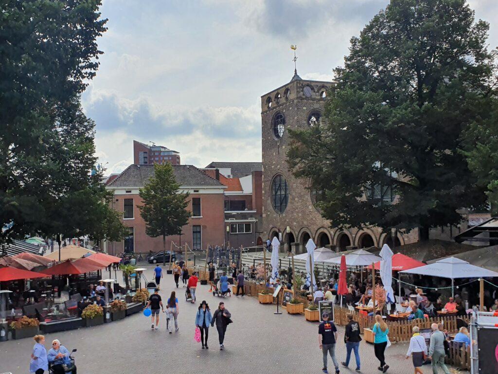 oude markt enschede_