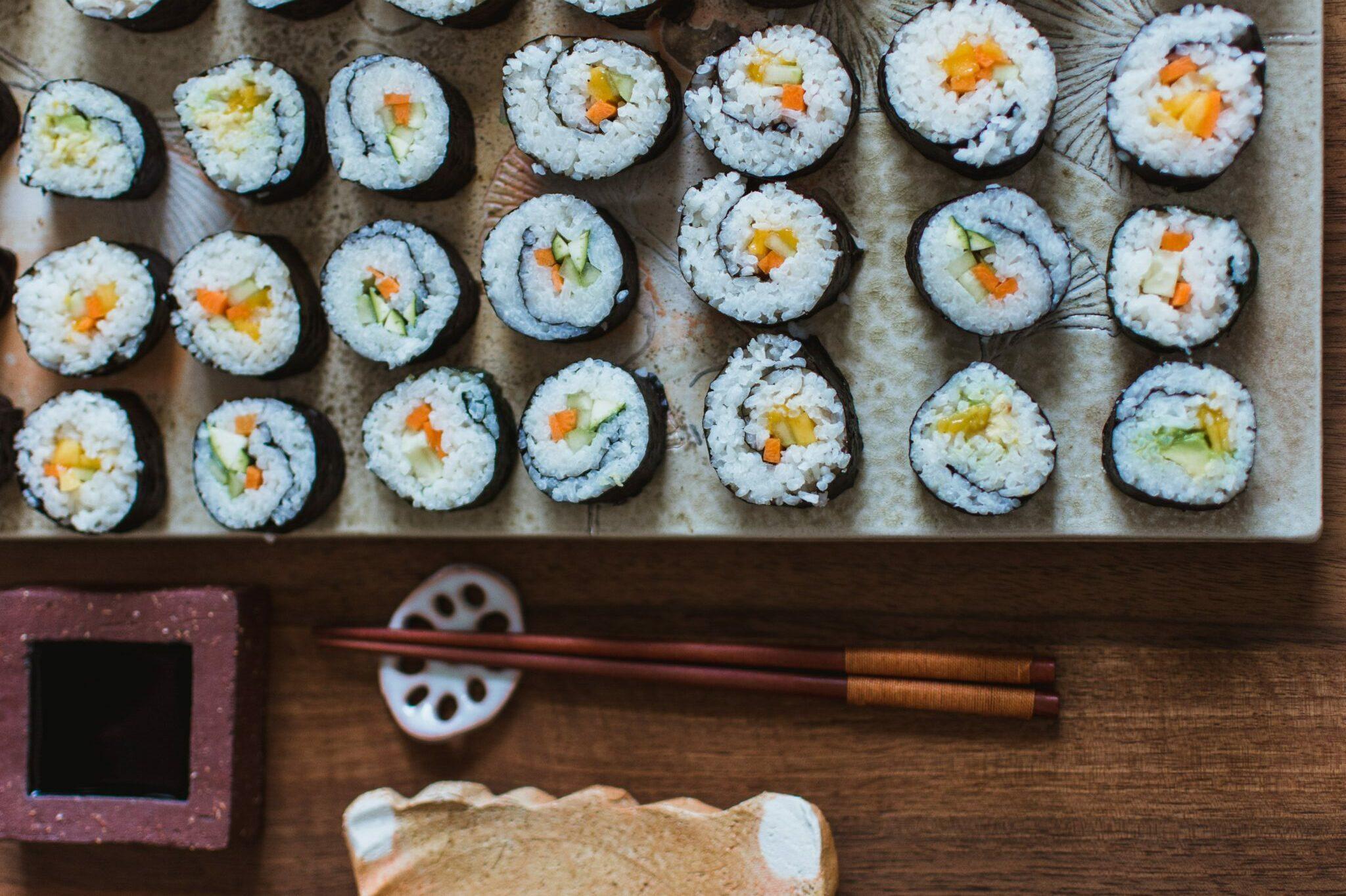 sushi gouda