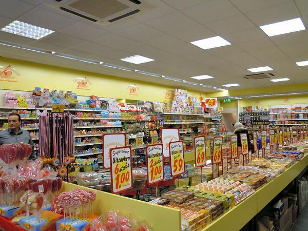 Candy Shop Gouda favorieten van Saskia