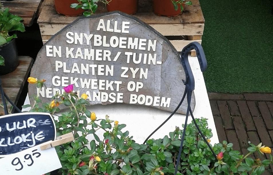 Bloemensalon De Spiegel Gouda favoriet Saskia