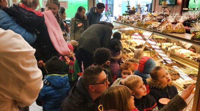 Bakkerij Herfst Sinterklaas Zwarte Piet Gouda