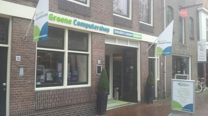 Groene Computershop Gouda