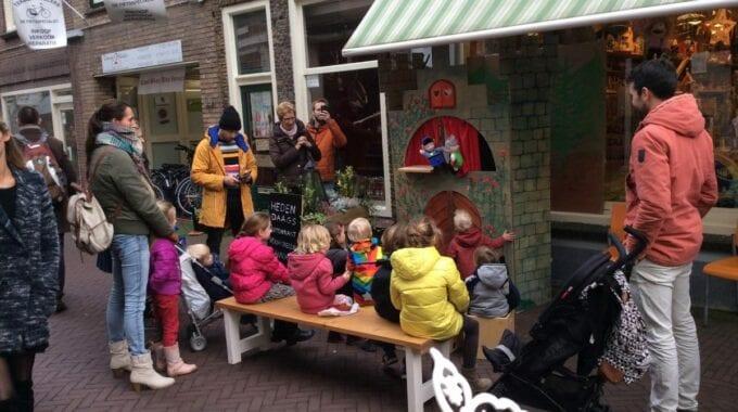 De Speeldoos Gouda Sinterklaas cadeau