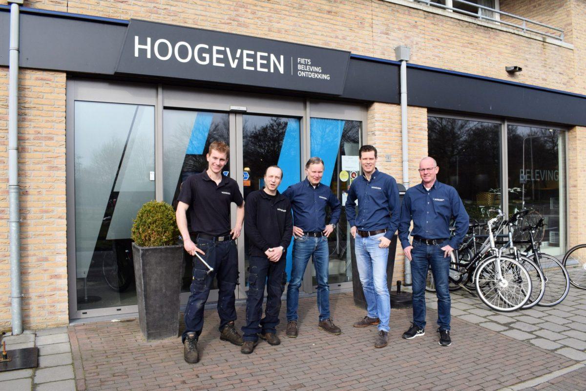 Hoogeveen Fietsbeleving