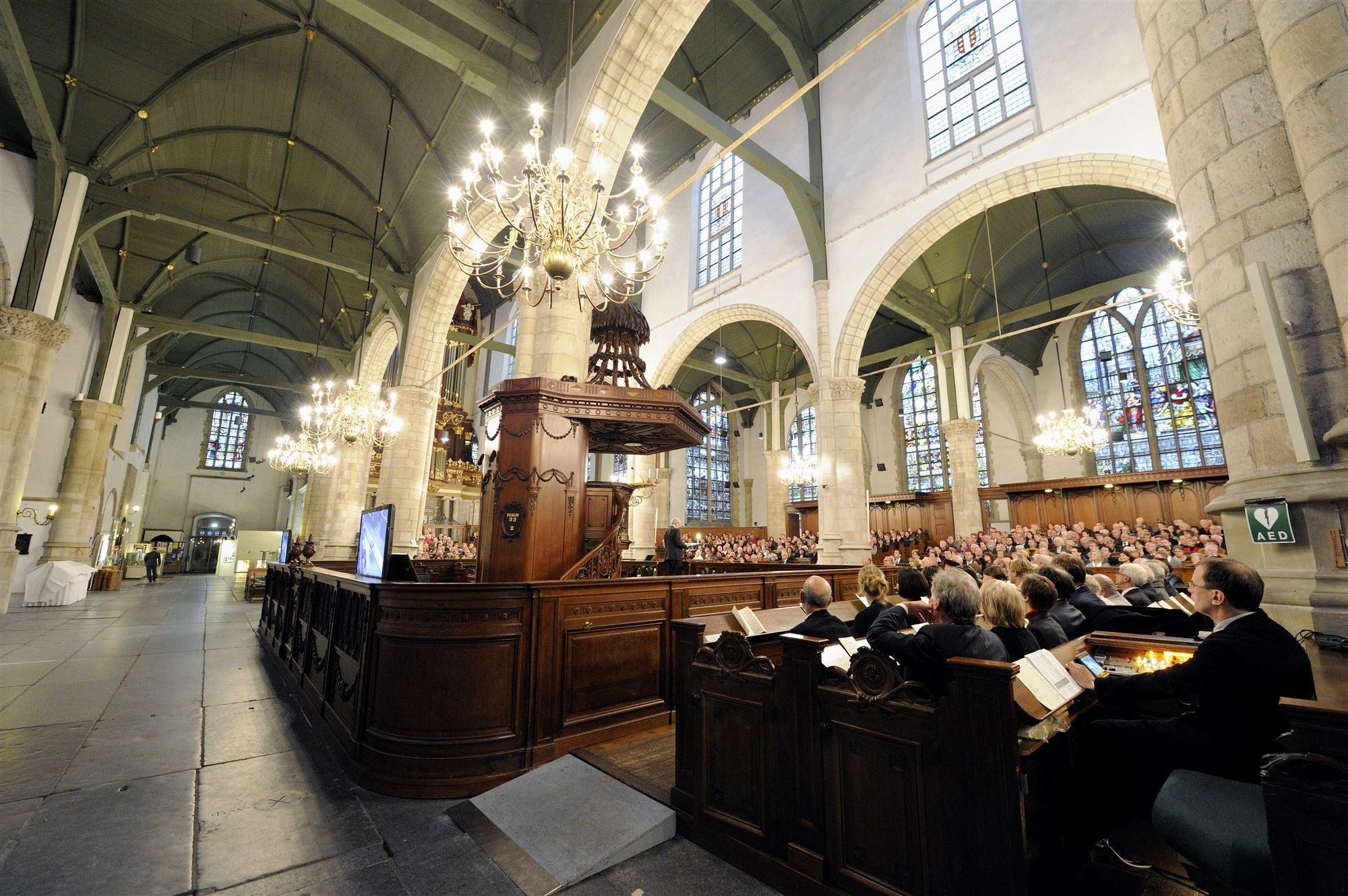 Sint-Janskerk in Gouda