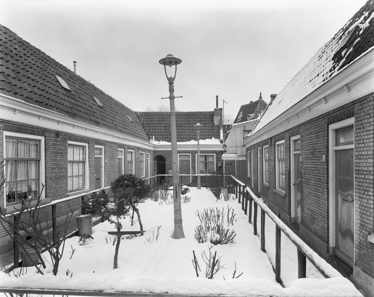 swanenburghshofje