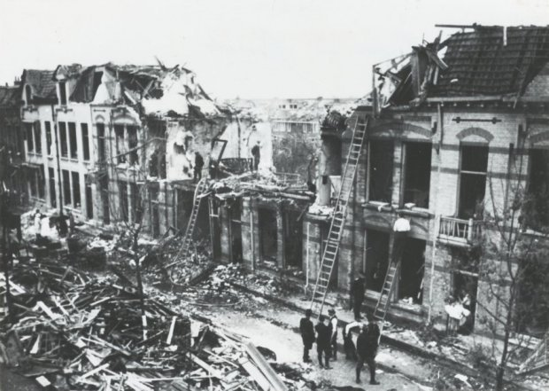bombardement op gouda