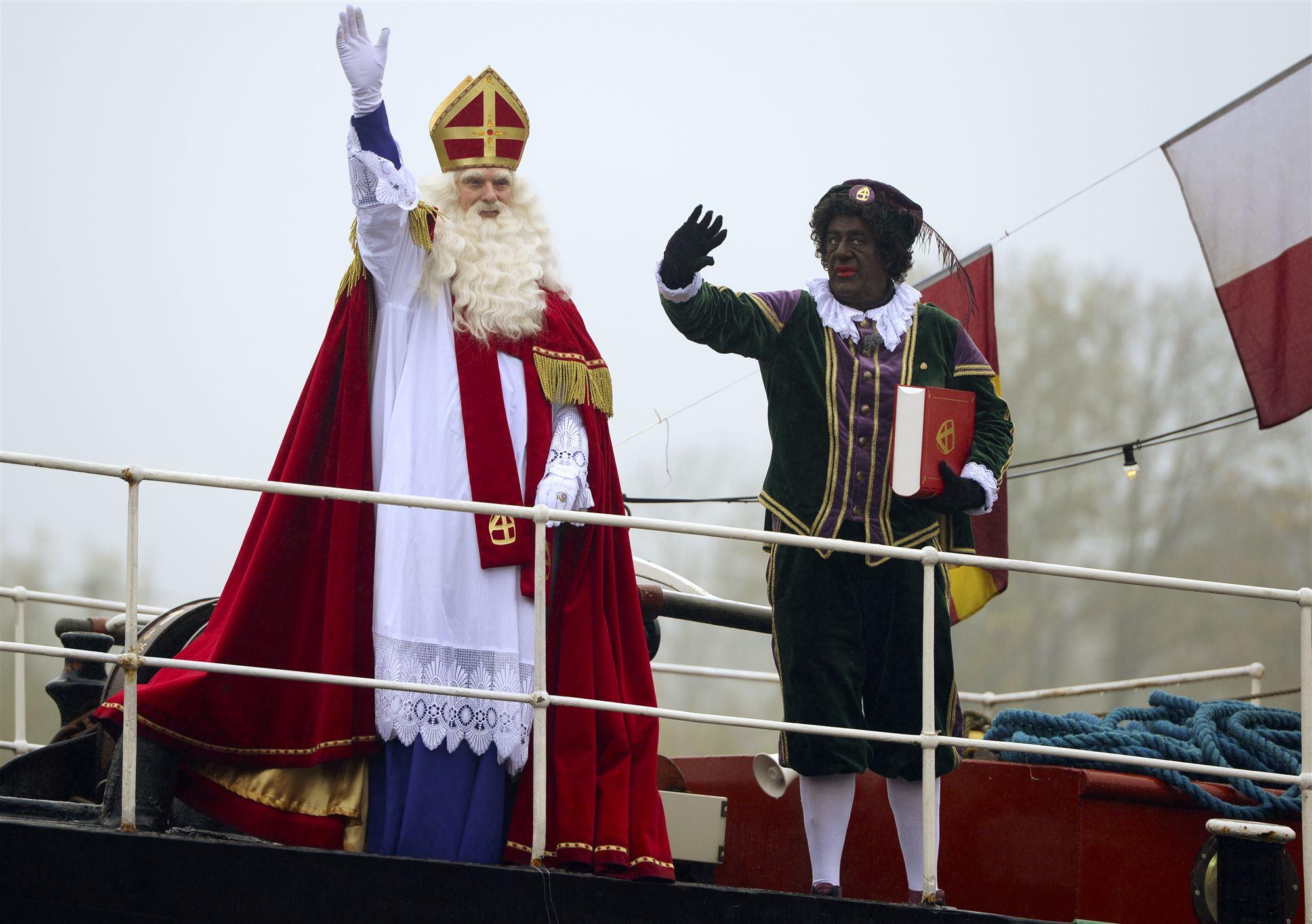 Programma intocht Sinterklaas Gouda 2018