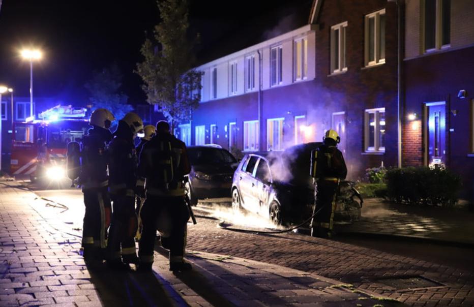 autobranden Gouda