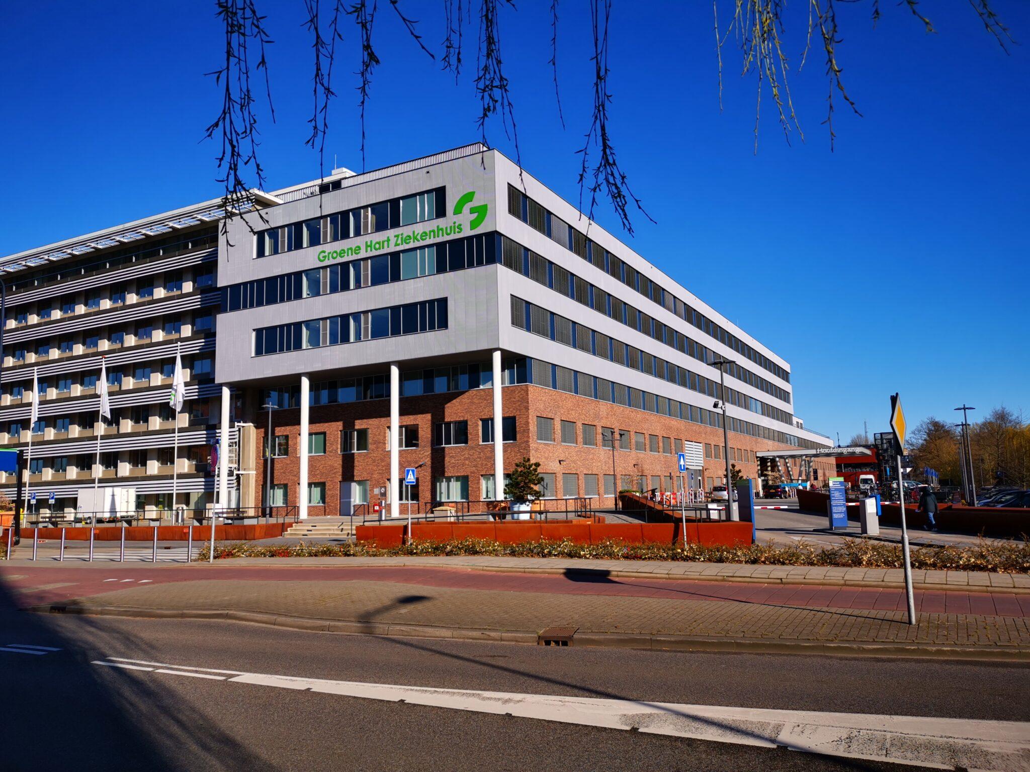 groene hart ziekenhuis corona