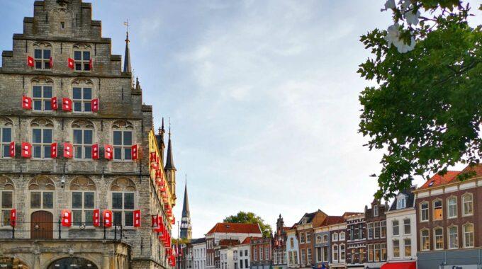 Stadhuis Markt Gouda
