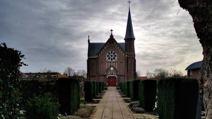 rooms katholieke begraafplaats gouda