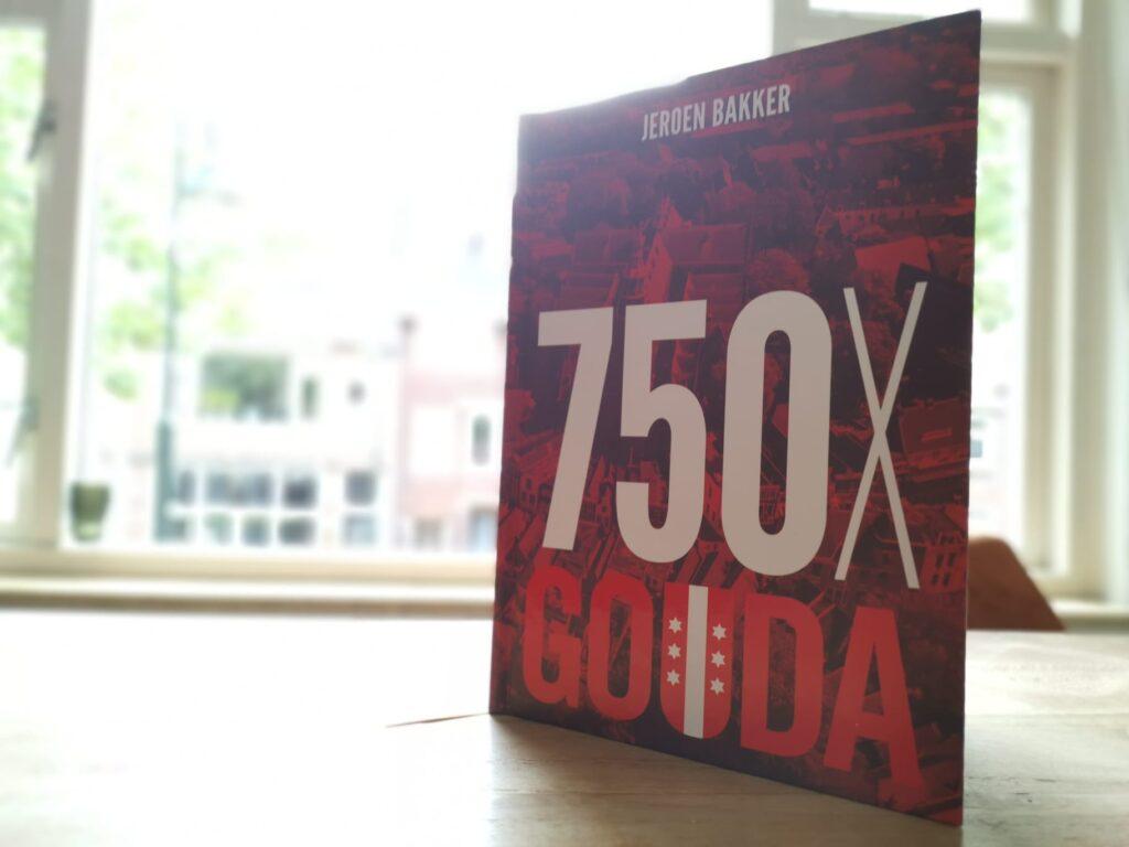 750x Gouda boek