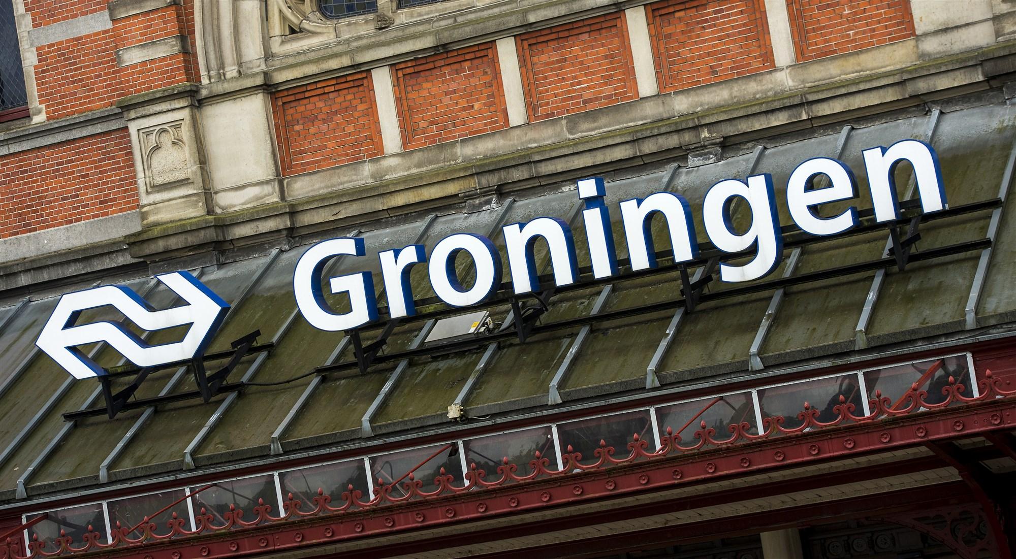 station Groningen centraal