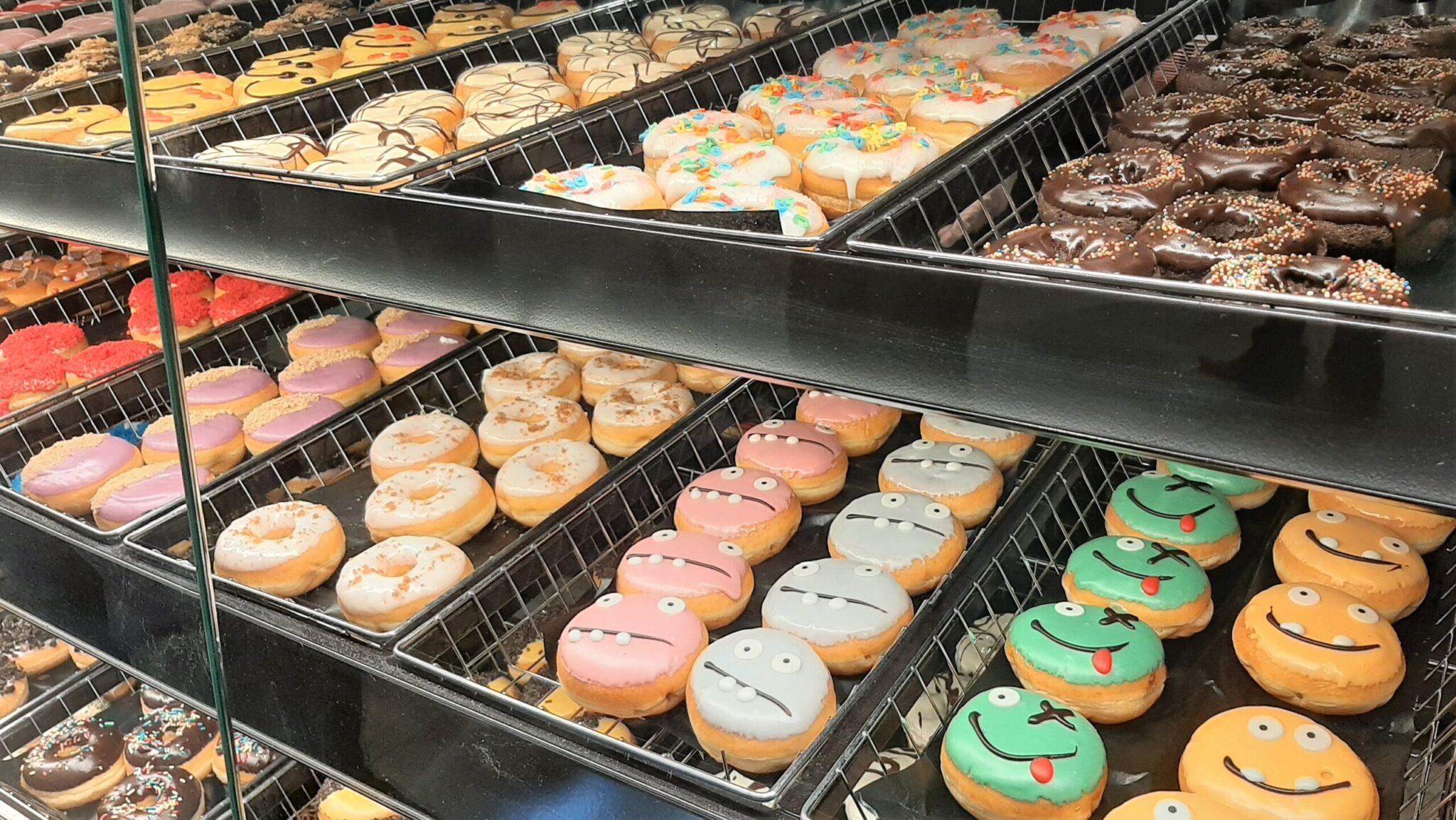gratis donut groningen