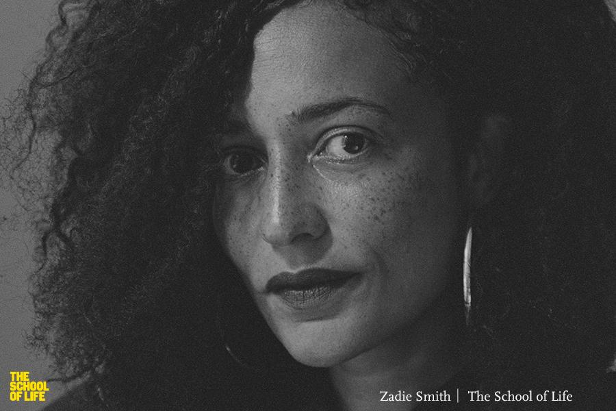 Zadie Smith The School of Life