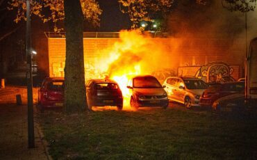 autobranden 2020 groningen