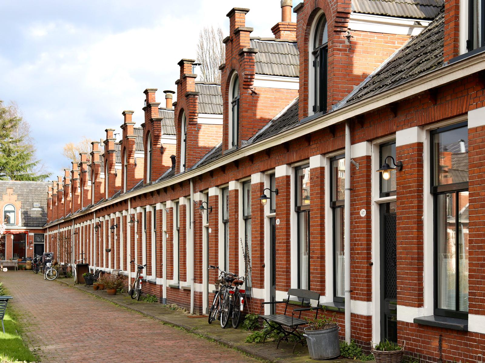 woningen vergunninghouders Groningen