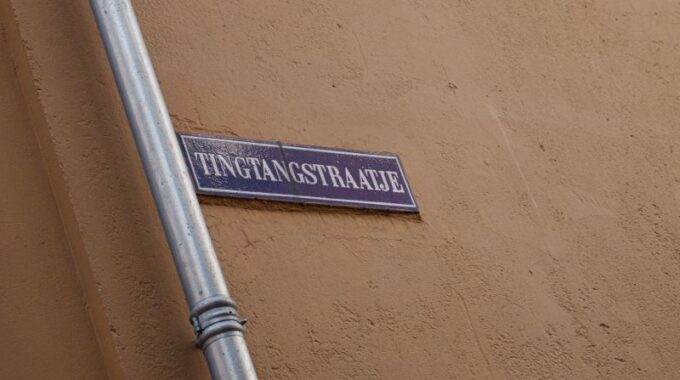 Tingtangstraatje Groningen