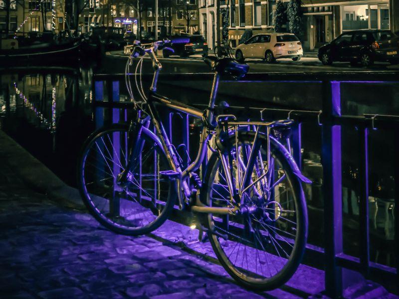 Fietsrave Groningen
