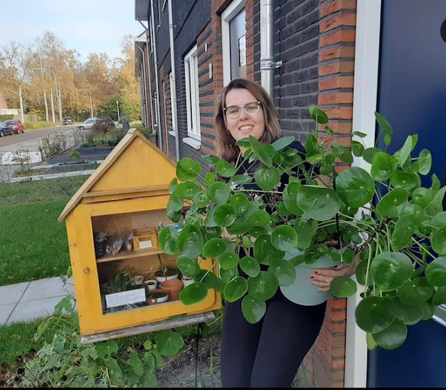 plantenbieb Groningen