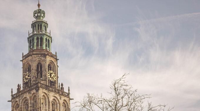 Gebouwen Groningen