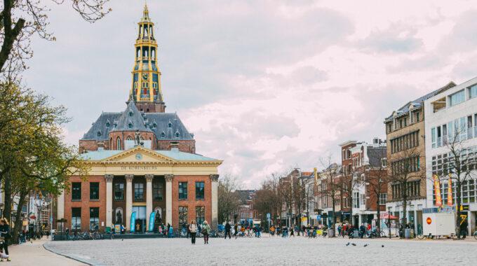 Woning Groningen