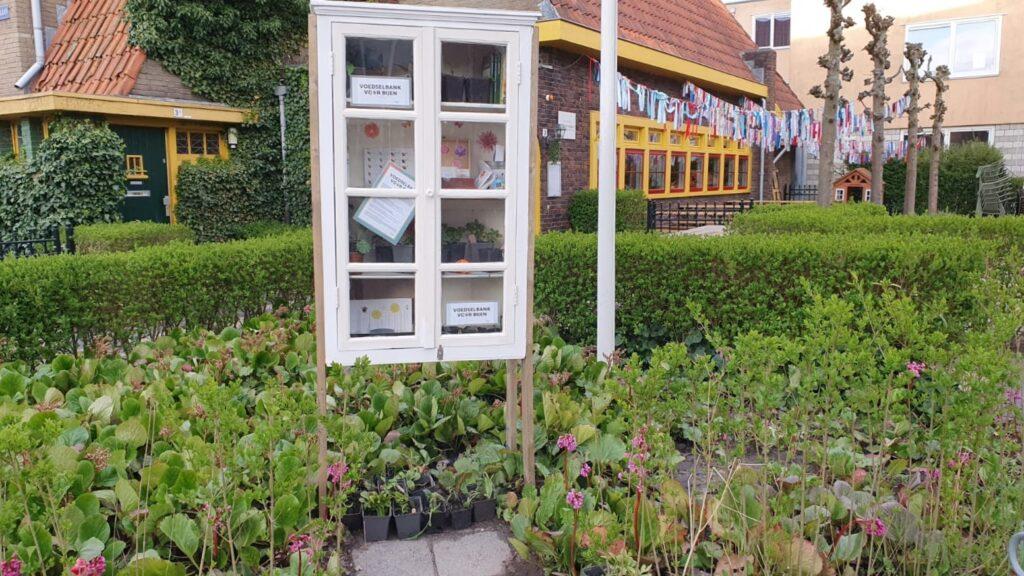 voedselbank bijen