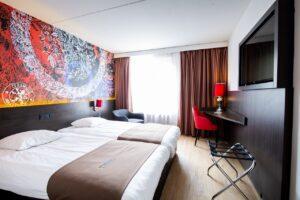 Kamer in Bastion Hotel Maastricht