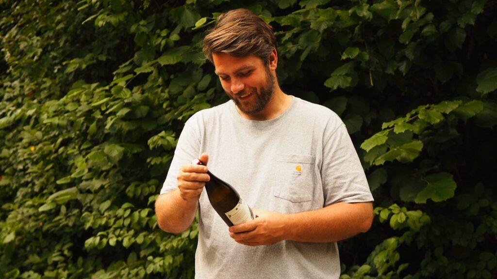 doggerland craft cider jurjen van der schans