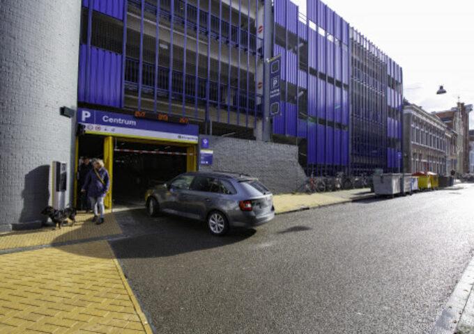 parkeergarage haddingestraat