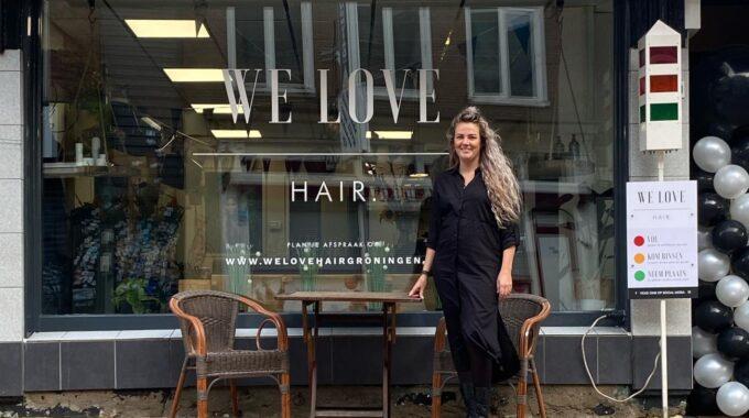 we love hair groningen