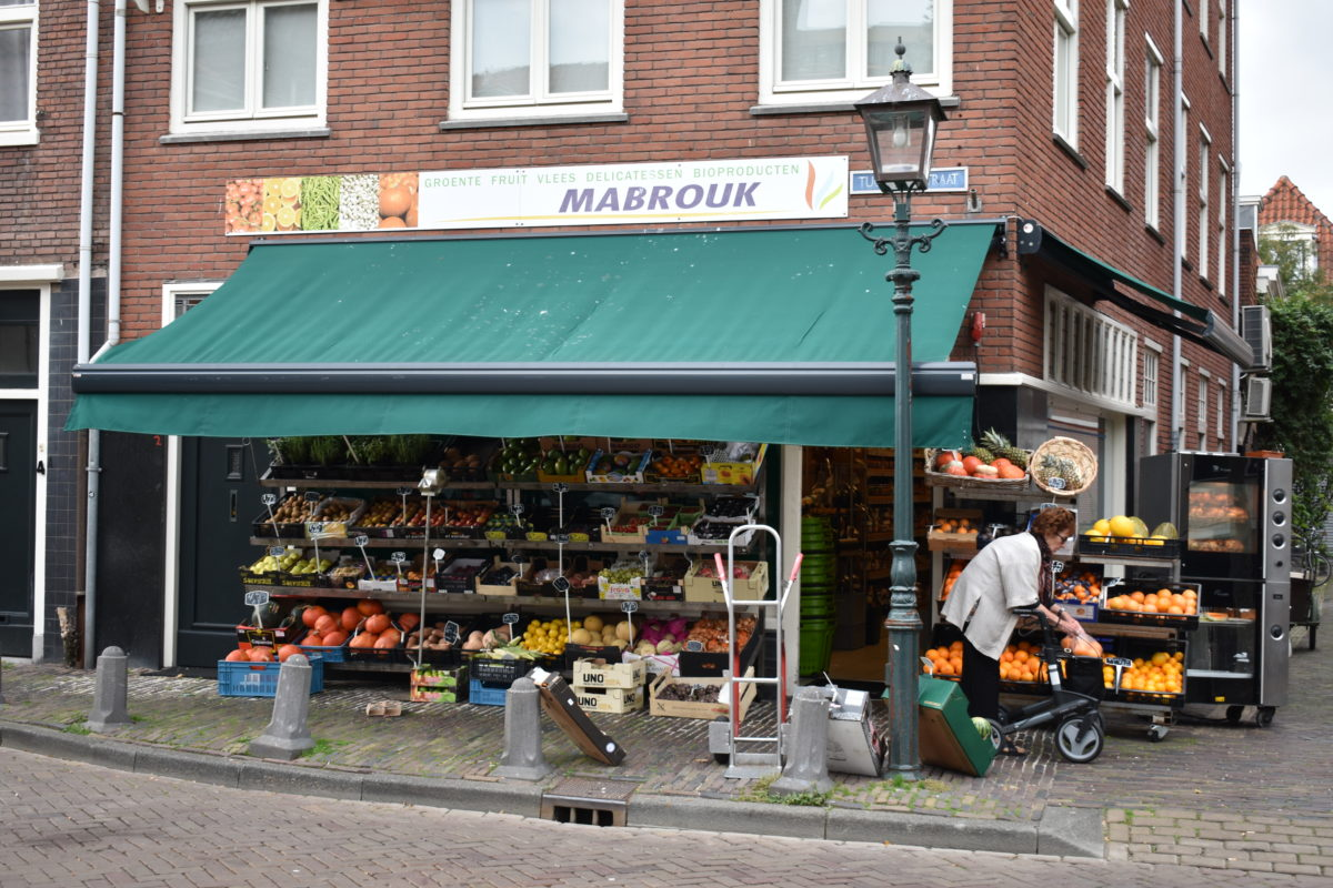 Mabrouk indebuurt Haarlem