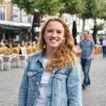 Dominique indebuurt Haarlem