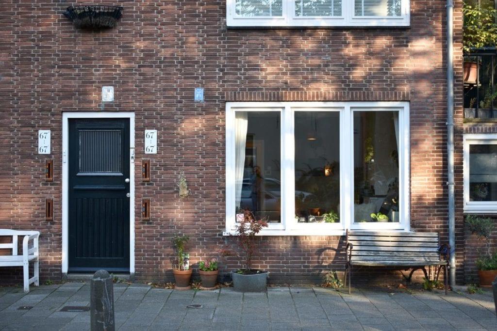 Binnenkijken bij Rosan en Martijn in Haarlem