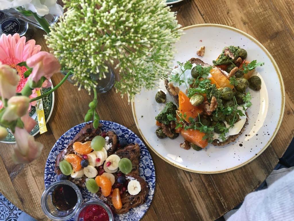 5x de leukste lunch hotspots in Haarlem - Uit Pauline's Keuken