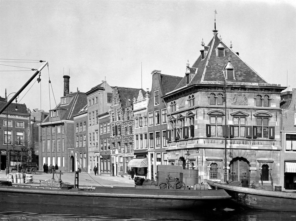 De Waag in Haarlem