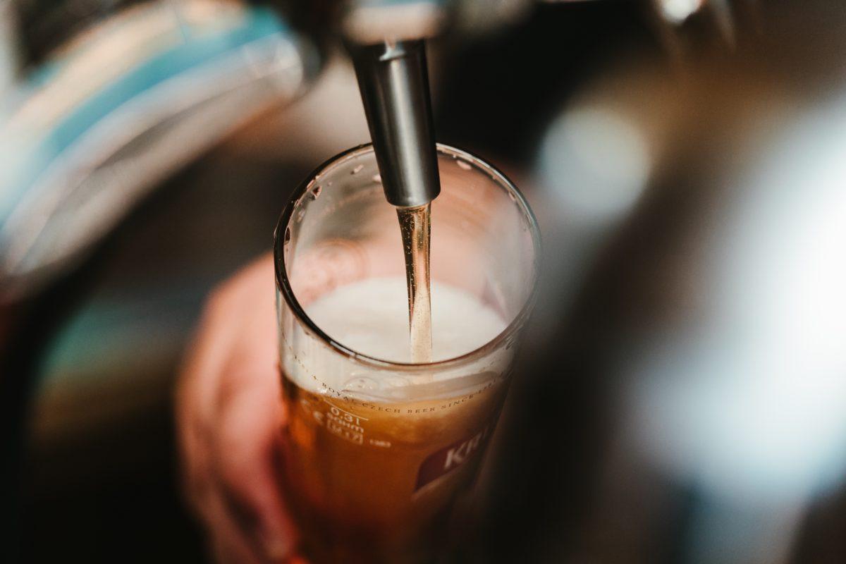 Bier foto Unsplash