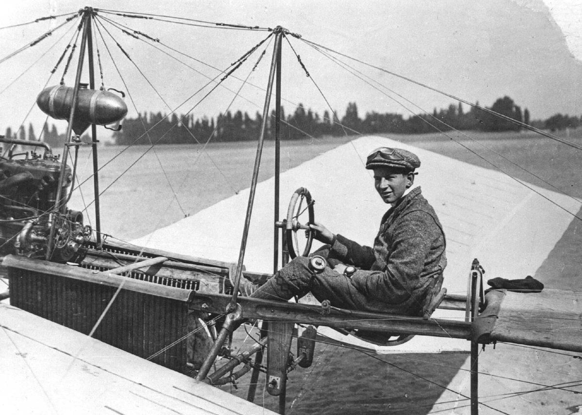 Anthony Fokker Haarlem