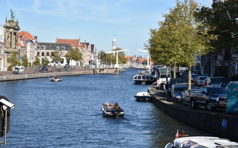 Spaarne bootjes Haarlem