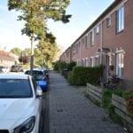 Voortuin parkeren Haarlem